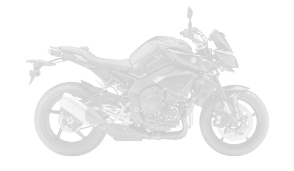 2018 Yamaha MT-10 Build Your Own - Ghost Image