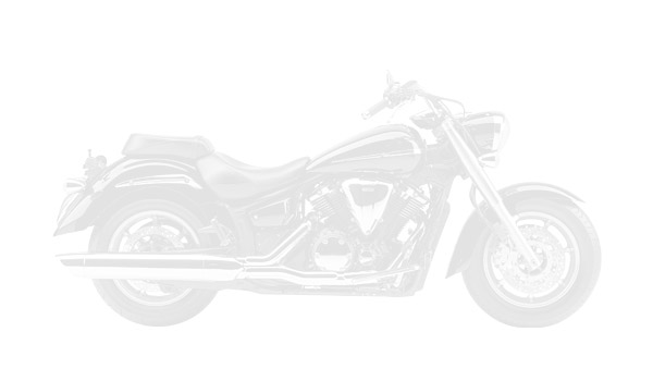 2016 Yamaha V Star 1300 Deluxe Build Your Own - Ghost Image