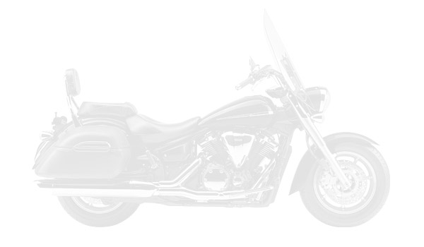 2017 Yamaha V Star 1300 Tourer Build Your Own - Ghost Image