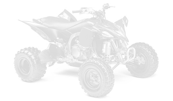 2020 Yamaha YFZ450R Build Your Own - Ghost Image