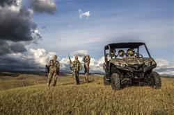 Yamaha Outdoors Tips — How the New Yamaha Viking SxS Will Help Your Hunting