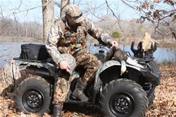 Yamaha Outdoors Tips — Waterfowl Flash Hunts
