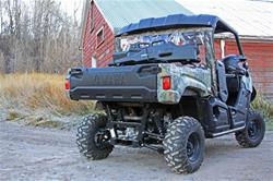Yamaha Outdoors Tips — Winter Four-Wheeling
