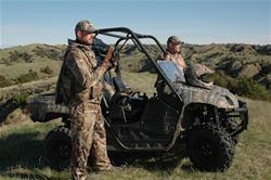 Yamaha Outdoors Tips — Planning a Successful SxS Hunt