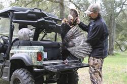Yamaha Outdoors Tips — Study Turkey Kill Data Now
