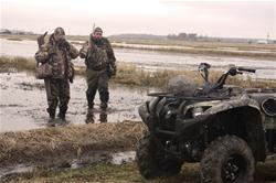 Yamaha Outdoors Tips — Epic Waterfowl Hunting Tactics