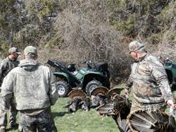 Yamaha Outdoors Tips — Using Four-Wheelers This Spring