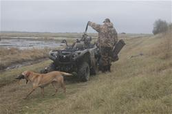 Yamaha Outdoors Tips — The Last Details for Waterfowl Hunting