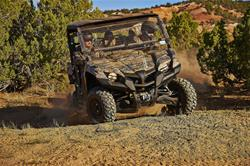 Do you scout wild turkeys and other game to cover a lot of hunting ground using your Yamaha ATV or SxS? Let us know on the Yamaha Outdoors Facebook page.