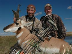 Yamaha Outdoors Tips — Decoying Pronghorns