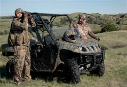 Yamaha Outdoors Tips — Spring Turkey Scouting