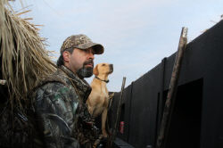 Yamaha Outdoors Tips — Duck Blind Etiquette