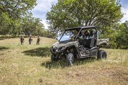 Yamaha Outdoors Tips — Four-Wheeler Squirrel Hunting