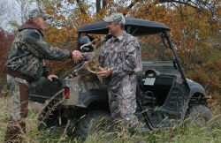 Yamaha Outdoors Tips — Booking A Hunt