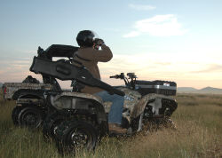 Yamaha Outdoors Tips — Deer Hunting Can be a Gamble