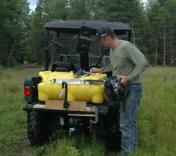 Yamaha Outdoors Tips — Time to Plant Fall Food Plots