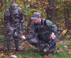 Yamaha Outdoors Tips — Scouting Sign