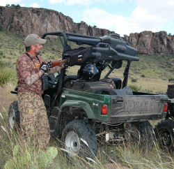 Yamaha Outdoors Tips — Transporting Guns Afield
