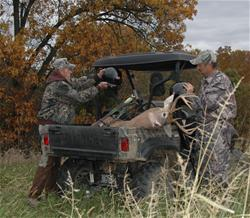 Yamaha Outdoors Tips — Bowhunting September Whitetails