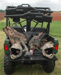 Yamaha Outdoors Tips — Early-Season Turkey Calling