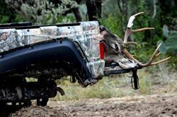 Yamaha Outdoors Tips — First Bow Buck