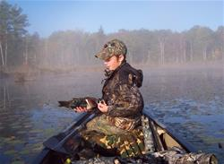 Yamaha Outdoors Tips — Public Land Waterfowling