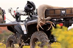 Yamaha Outdoors Tips — Ride and Hunt Safely