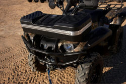 Yamaha Outdoors Tips — Winch Accessories