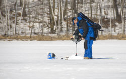 Yamaha Outdoors Tips — Maximize Your Ice-Fishing Time
