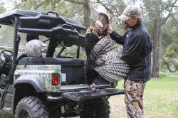 Yamaha Outdoors Tips — Beyond the Gobble