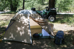 Yamaha Outdoors Tips — Wilderness Comfort Camping