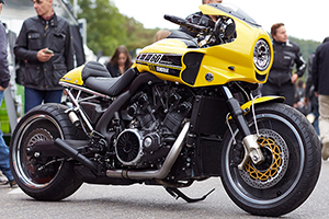 VMAX 'V-Speed' by Liberty Yamaha