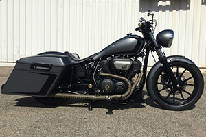 Bolt Bagger by Custom Connection Motorsports, LLC
