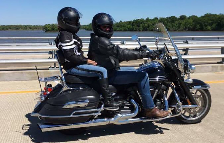 V-Star 950 – 34,000 milesWhat do you love most about touring on your Star? Becoming familiar with by-ways and back roads (non-Interstate) ... finding and sharing enthusiasm with other riders.