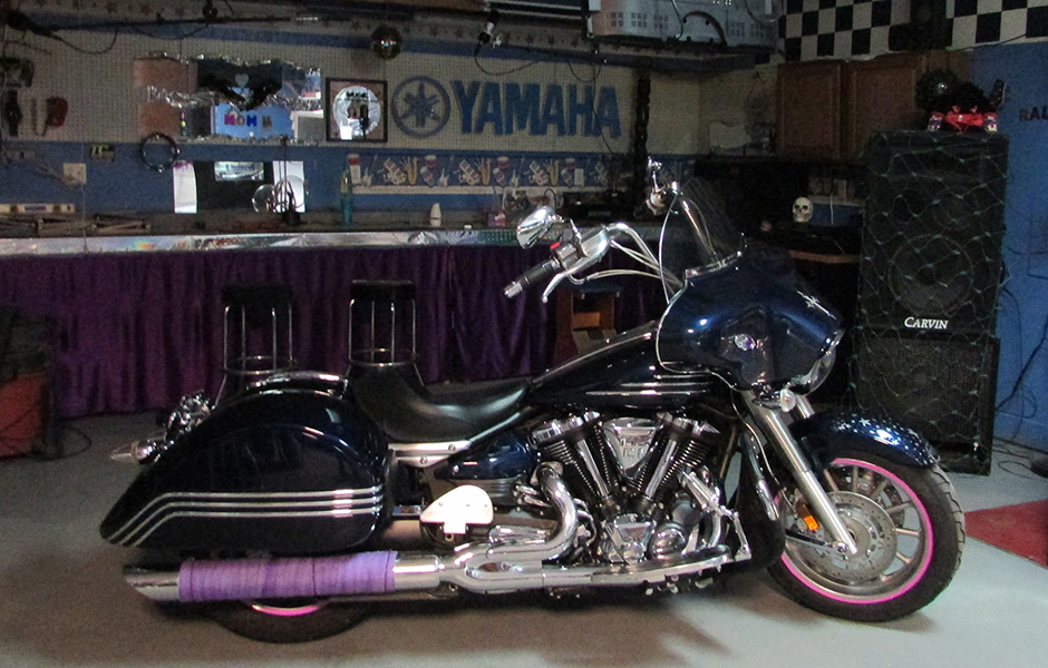 Custom Roadliner S – 53,000 milesRoadliner – 16,000 milesWhat do you love most about touring on your Star? Comfortable Ride