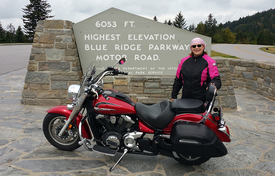 Raider S – 30,000 milesV Star 1300 Tourer – 10,000 milesWhat do you love most about touring on your Star? The Raider S is my all time favorite motorcycle and the 1300 is a perfect long distance motorcycle. I love them both!