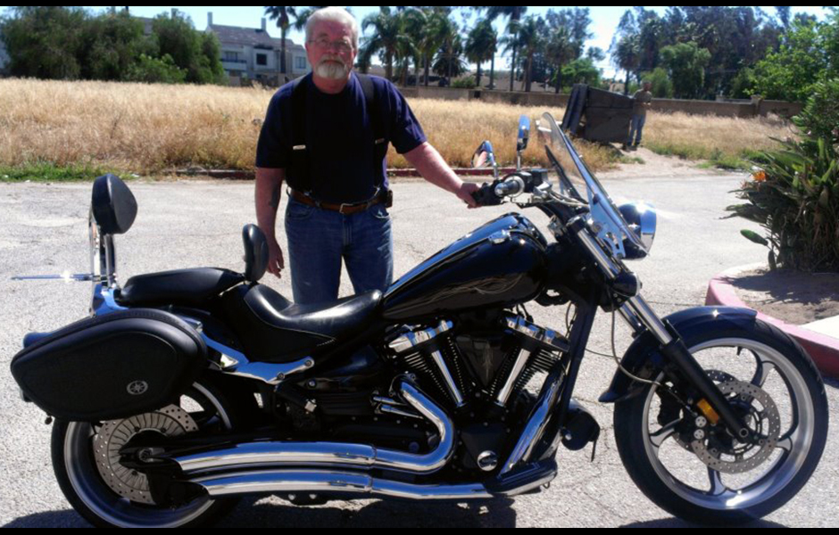 Raider – 45,000 milesWhat do you love most about touring on your Star? Riding with my fellow Star members.