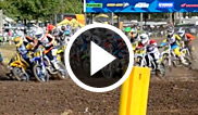 bLU cRU Public Video - Yamaha bLU cRU at Loretta Lynns Yamaha First Motos