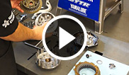 bLU cRU Public Video - GYTR Clutch Components
