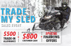 Snowmobile Offers