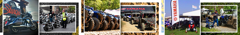 Yamaha Events Banner