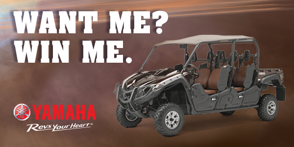 Yamaha Ranch Hand Sweepstakes