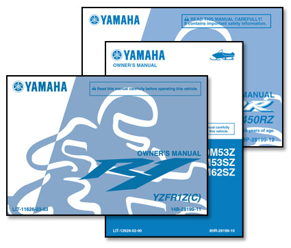 Yamaha R Owners Manual Pdf