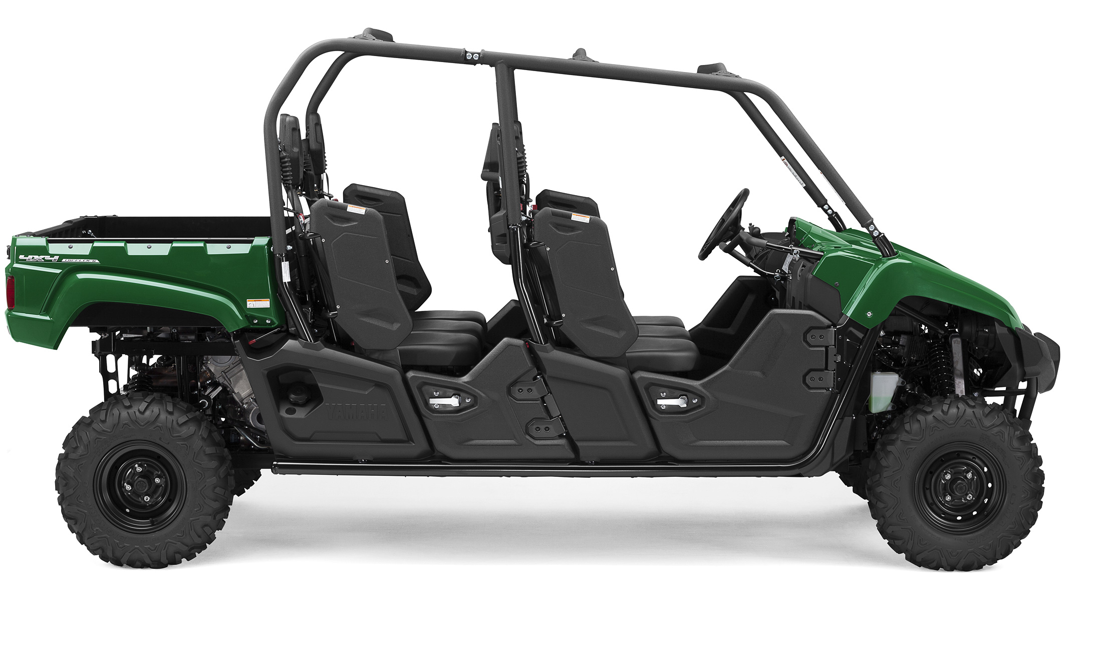 2017 Yamaha Viking Vi Eps Utility Side By Side 360 View