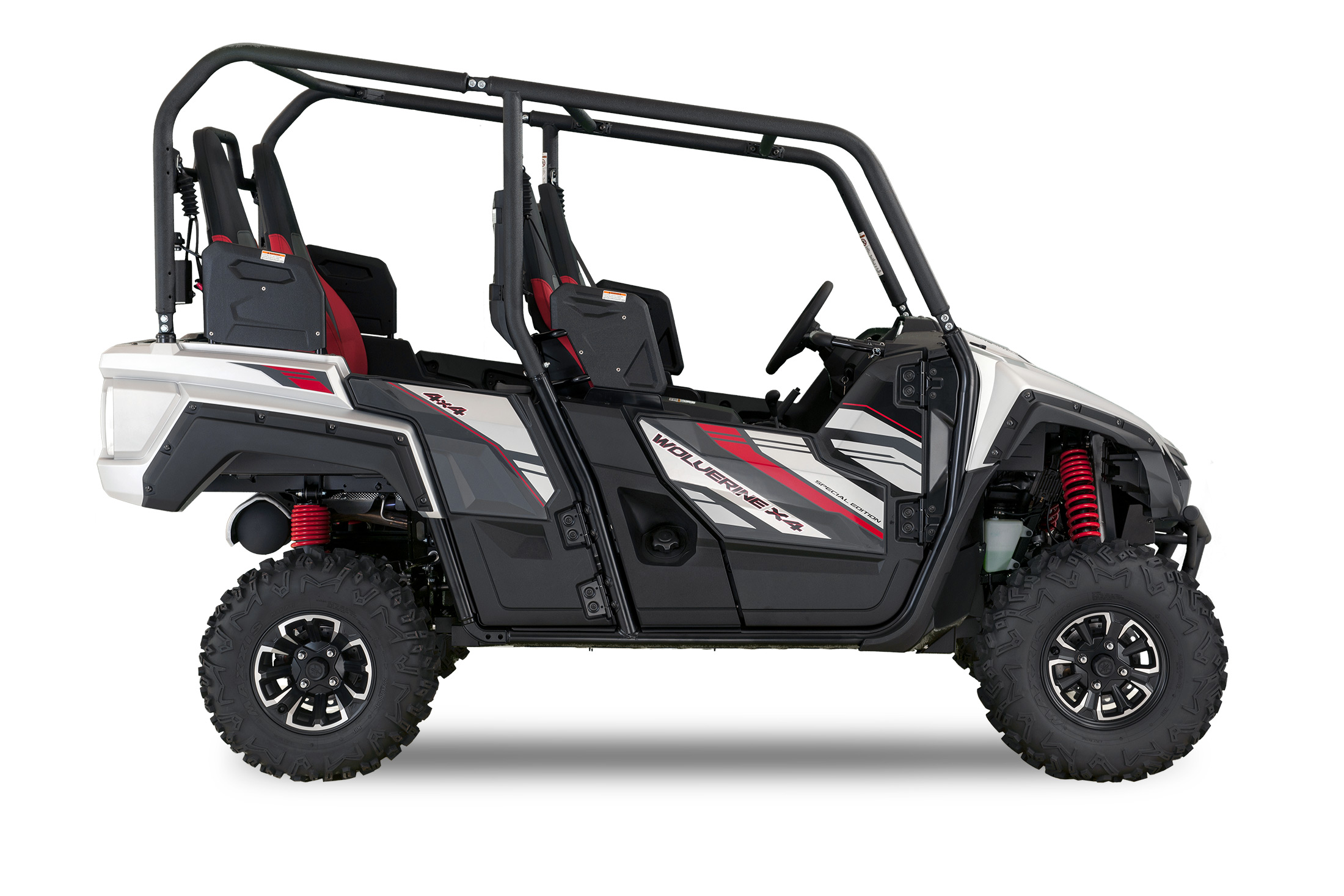 Yamaha  Wolverine X Parts And Accessories