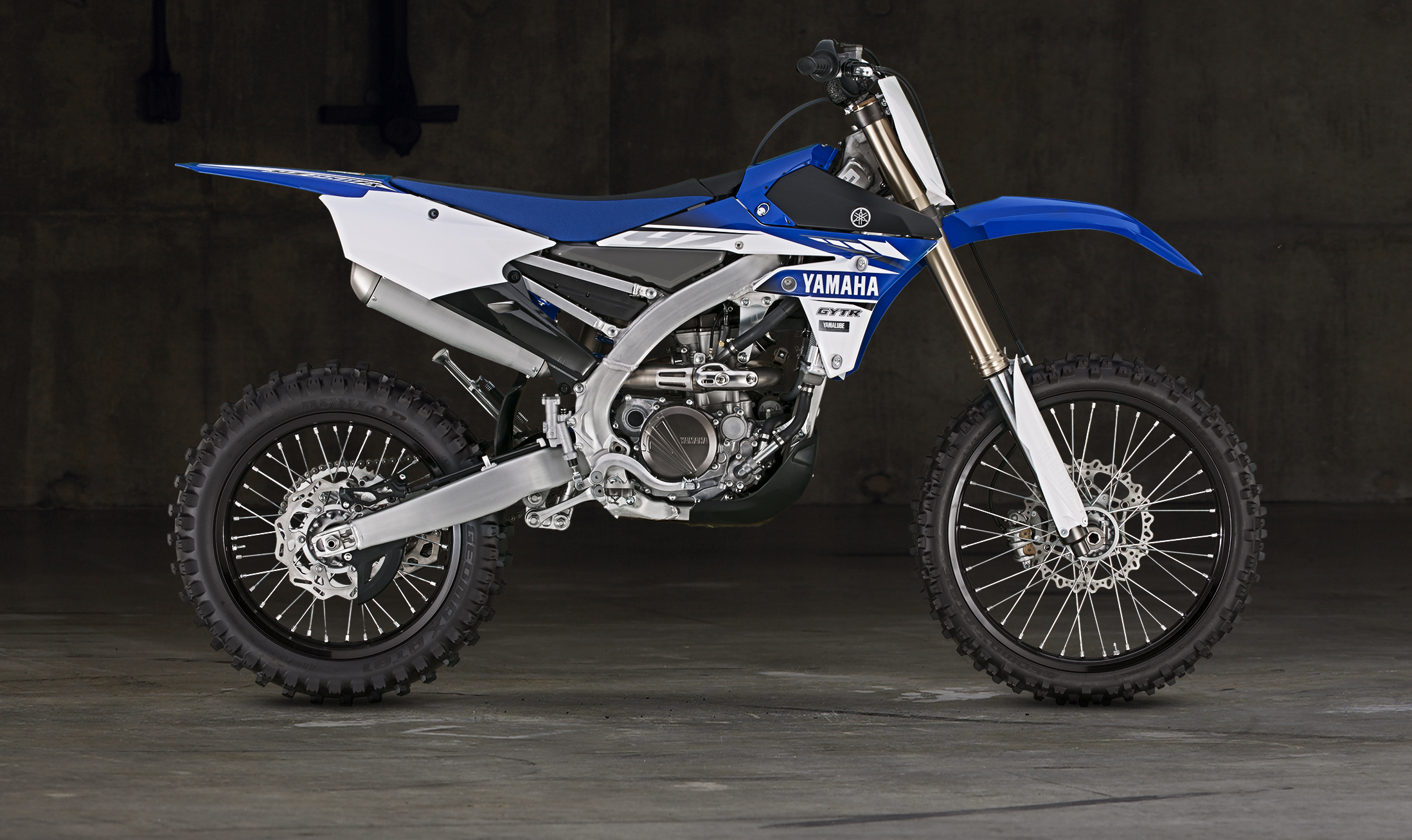 Yz 250 2019 >> 2017 Yamaha YZ250FX Cross Country Motorcycle - 360 View