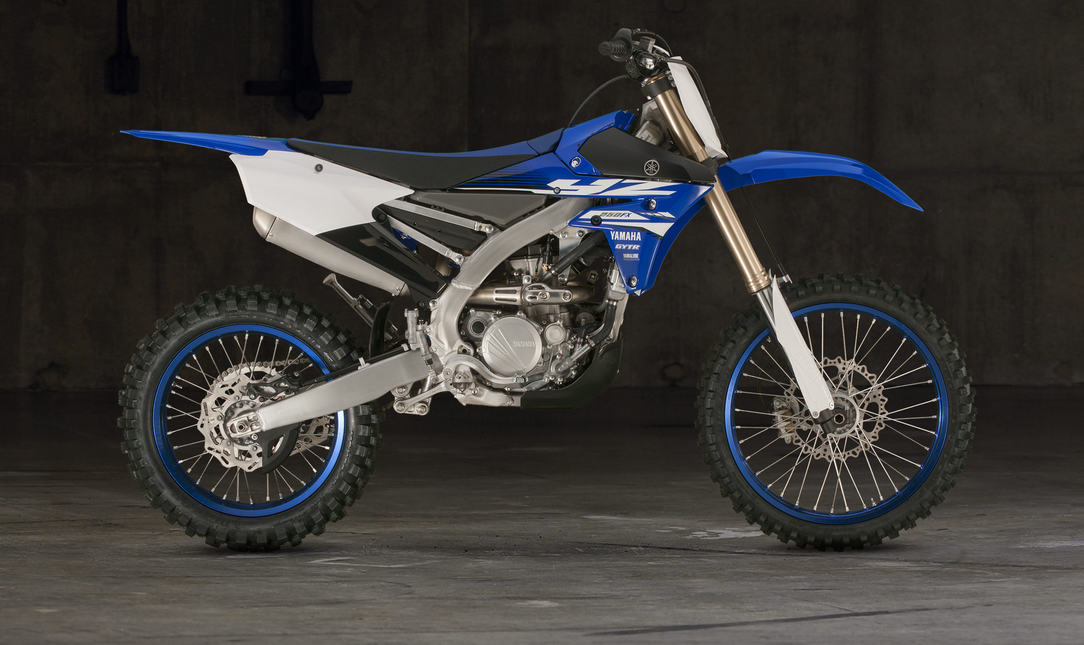 2018 Yamaha Yz250fx Cross Country Motorcycle 360 View