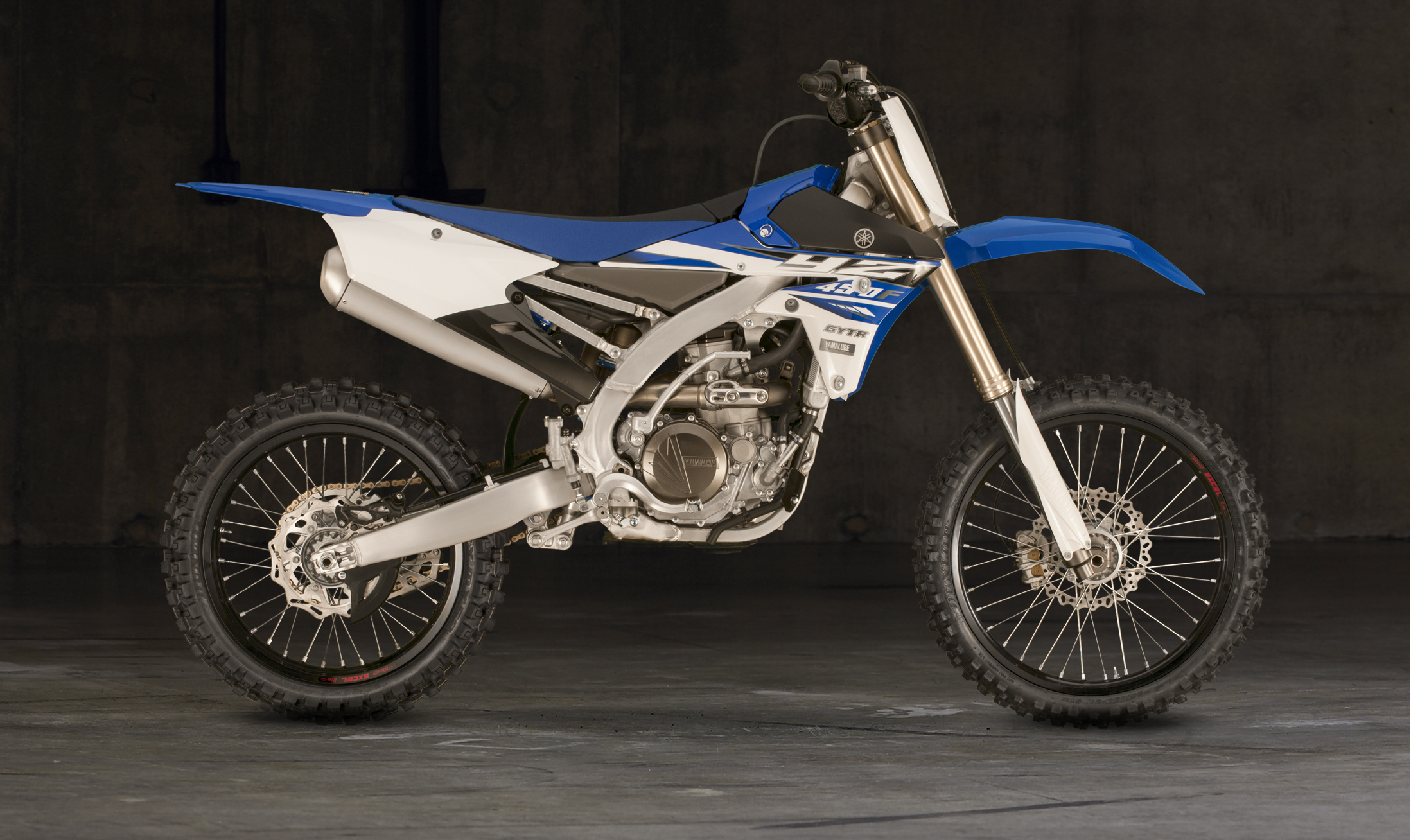 Yamaha Yz450f 2008 Service Manual