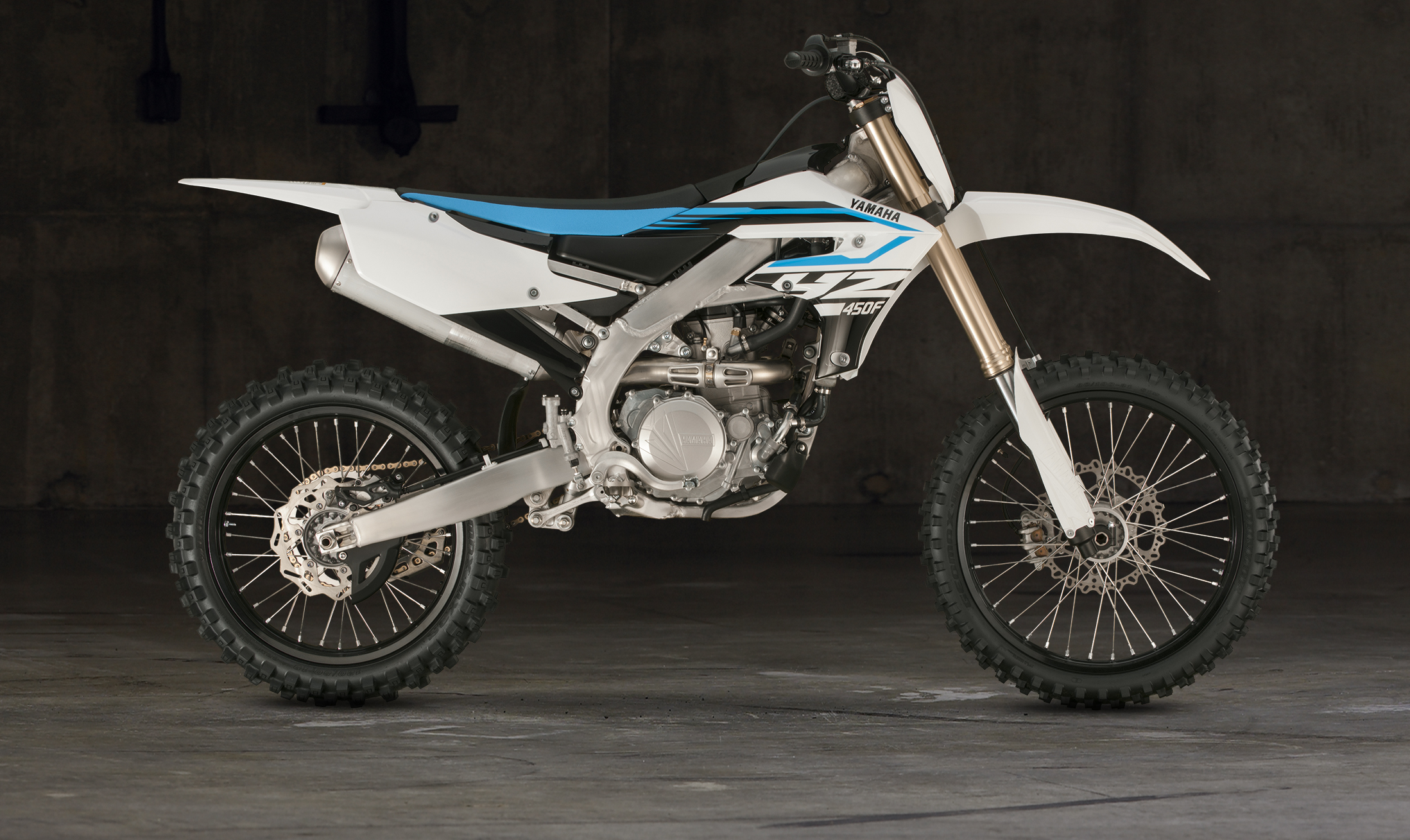 Yamaha 450 Atv >> 2018 Yamaha YZ450F Motocross Motorcycle - 360 View