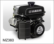 yamaha engines MZ360
